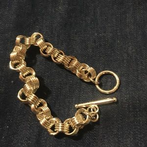 Jewelry - Gold plated bracelet